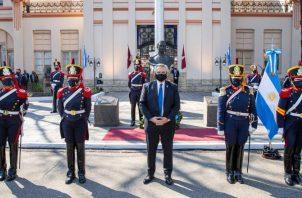 Argentina cumple con el compromiso adoptado de restaurar la sostenibilidad. EFE