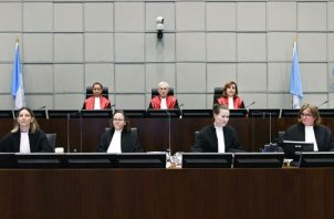 """El líder de Hizbulá, Hasan Nasralá, advirtió el lunes, de que ignoraría el veredicto que fuera dictado, al considerarlo """"politizado"""". Fotos: EFE."""