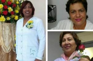 Cuatro enfermeras mueren en menos de una semana a causa de la COVID-19.