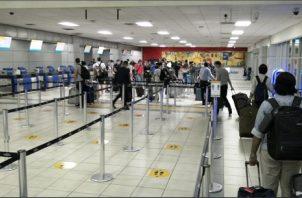 Los vuelos se mantendrán suspendidos por 30 días a partir del 22 de agosto, por razones de salud pública, detalla la Resolución 133.