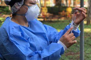 Las enfermeras solicitan que las autoridades de salud se enfoquen en dotarles de todos los insumos necesarios. Twitter CSS.