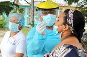 Panamá refuerza jornadas de trazabilidad. Foto Minsa
