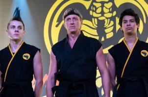 La serie estadounidense está basada en la franquicia de The Karate Kid. Foto: Twitter