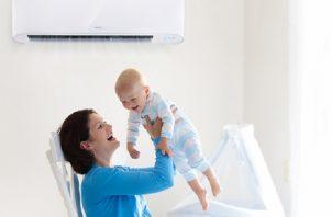 Es importante al momento de comprar una unidad de aire acondicionado preguntar por el nivel de sonido. Foto: Cortesía