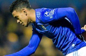 Edgar Bárcenas es uno de los jugadores que ha señalado el camino para otros futbolistas panameños. Cortesía
