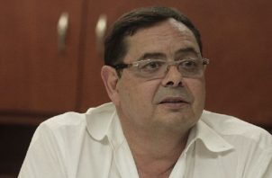 Luis Cucalón, exdirector de la Dirección General de Ingresos (DGI). Archivo