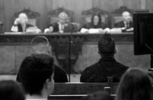 El imputado no se presenta, al declarar como tal, como acusador de nadie. El imputado solo expone. Foto: Archivo.