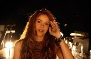 Shakira. Instagram