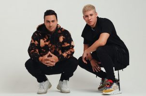 """Los DJs Víctor Porfidio y Cristhian Terán liderarán la campaña """"Década por Venezuela"""" para recaudar fondos. Foto: Luis Alejandro Márquez"""