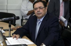 Luis Cucalón, exdirector de la DGI, se encuentra recluido en El Renacer desde el año 2014. Archivo
