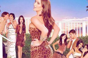 Kim Kardashian anunció la cancelación del 'show'. Foto: Instagram