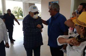 El día de mañana a las 10:00 a.m. el expresidente Ricardo Martinelli, quien lidera dicho partido, acudirá a notificarse.