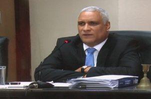 El exmagistrado Jerónimo Mejía mantiene en el Ministerio Público algunas denuncias en su contra. Archivo