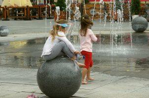 Por el momento los niños pueden salir según el día que les corresponda a los padres. ILUSTRATIVA / PIXABAY