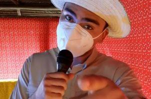 Kendal Royo hijo publicó un video en donde deja ver su destreza frente a las cámara. Foto: Instagram