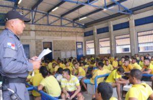 197 casos activos de la COVID-19 hay en las cárceles del país. Archivo