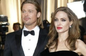 Brad y Angelina. Foto: Archivo