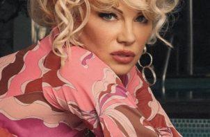 Pamela Anderson tiene 53 años. Foto: Instagram