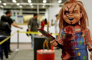 Imagen del muñeco Chucky, un clásico del cine de terror. EFE