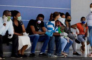 Las autoridades han sido enérgicas con la población en el uso de las mascarillas.