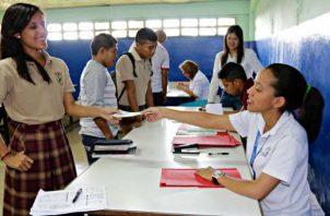 El Ifarhu desembolsa el PASE-U a los estudiantes cada tres meses.