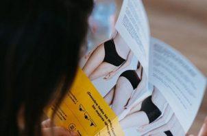 Los pantis menstruales una opción saludable y sostenible para la higiene femenina. Foto: Cocoro