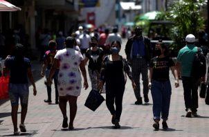 El Mitradel señaló en agosto que unos 280 mil contratos habían sido suspendidos en el país.