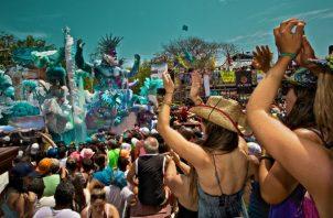 Los carnavales no van en 2021.