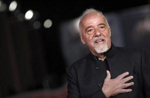 Escritor Paulo Coelho. Foto: EFE