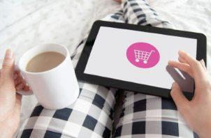 Compras en línea son una ventaja al evitar el contacto físico. (Imagen ilustrativa: Pixabay)