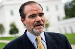 Mauricio Claver-Carone, nuevo presidente del Banco Interamericano de Desarrollo. Foto/EFE