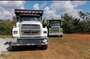 Muchos sectores se han visto afectados, desde los dueños de los camiones de equipo pesado, como los choferes y mecánicos.