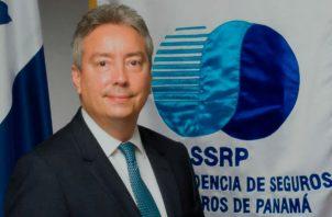 José Joaquín Riesen, exsuperintendente de Seguros y Resaguros durante el gobierno de Juan Carlos Varela .