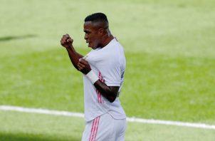 Vinicius Junior volvió a marcar.