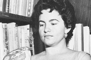 Reina Torres de Araúz.  Foto: Wikipedia