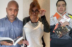 Actores de la obra. Cortesía/Sala Virtual Actinio