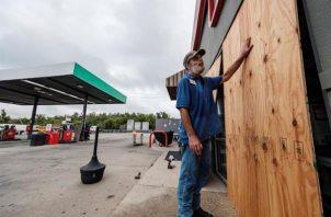 Este año Luisiana ha recibido antes de Delta a las tormentas tropicales Cristóbal y Marco y al potente huracán Laura, de categoría 4. FOTO/EFE