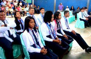 Cerca de 28,235 estudiantes culminan diversos bachilleres y técnicos en el 2020. Foto: Archivos