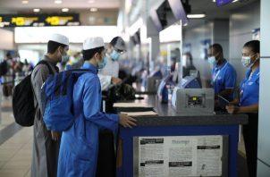 El pasajero venía procedente de Uruguay, según se pudo conocer, mientras que el ministro aseguró que la medida que ha implementado está funcionando.