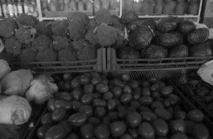 La soberanía alimentaria hace que todo el mundo coma lo que necesita y quiere. La esencia es producir en base a lo que la población necesita y quiere. Foto: Víctor Arosemena. Epasa
