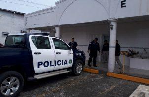 Se espera que la imputación de cargos sea mañana jueves en la sede del SPA en Coclé. Melquiades Vásquez.