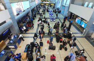 """La reapertura internacional de los cielos para las operaciones regulares en Panamá ha originado hasta el 20 de octubre el ingreso al territorio panameño, a través del """"Hub de Tocumen"""", 10 mil 691 personas. Foto/Cortesía"""