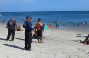 Personal del Minsa y del Sinaproc estarán vigilando que se cumpla con las normas establecidas en las playas a nivel nacional.