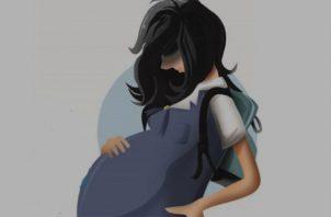 Un total de 4,970 adolescente de entre 10 y 19 años ingresaron al sistema para recibir atención prenatal. Un total de 4,970 adolescente de entre 10 y 19 años ingresaron al sistema para recibir atención prenatal.