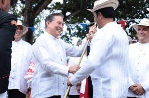 El presidente Laurentino Cortizo encabezará los actos protocolares de fiestas patrias.