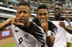 Gabriel Torres (izq.) y Yoel Bárcenas (cent.) fueron convocados. Foto:Fepafut