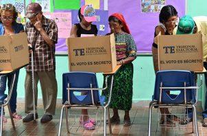 Se espera que el paquete de reformas sea discutido en la Asamblea durante el año 2021, para no alterar el calendario electoral de cara a las elecciones de 2024. Archivo