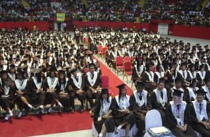 Las graduaciones se realizarán guardando las medidas sanitarias.