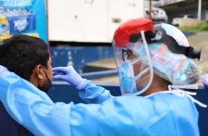 Los asintomáticos son un reto para controlar la pandemia.