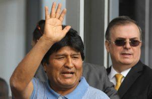 "Evo Morales no será invitado por considerarlo ""hostil"". Foto: Archivo/Ilustrativa."